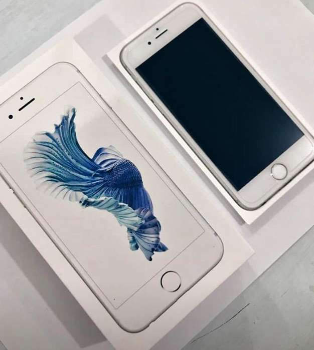 iPhone 6S 32Gb Impecable