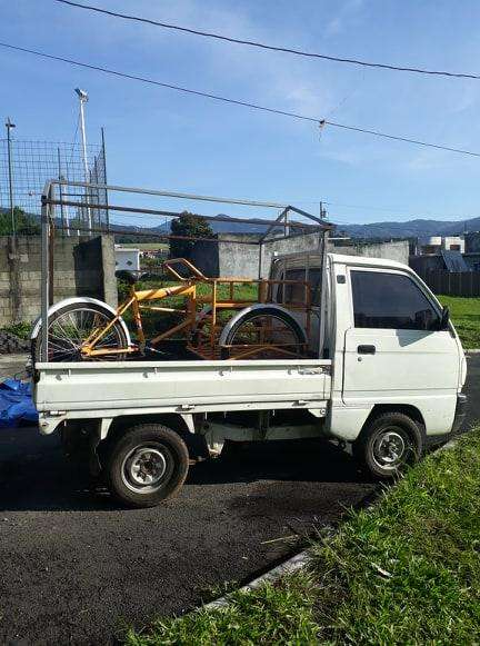 Suzuki Super Carry 1996 - 100 km