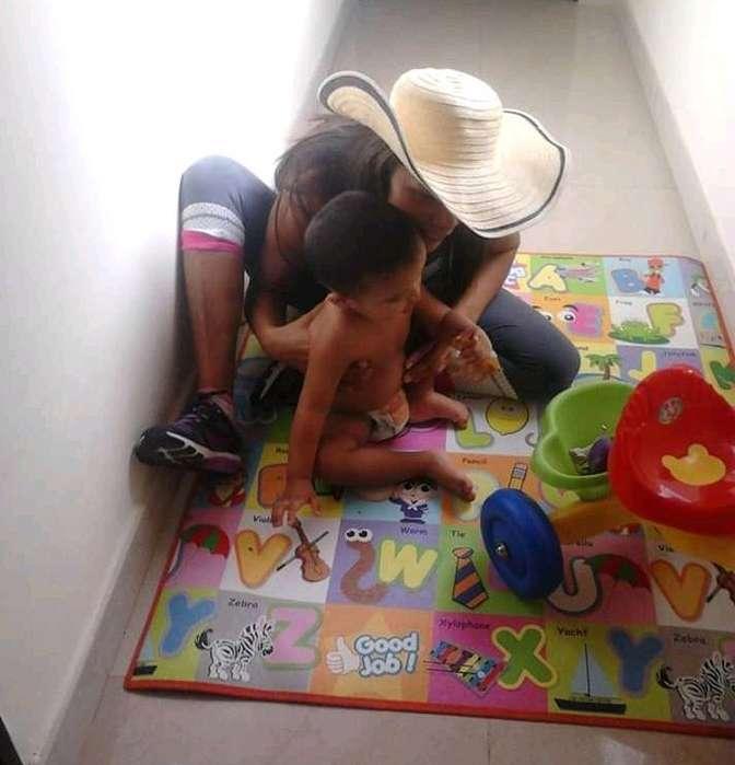 Se cuidan niños por día o por horas