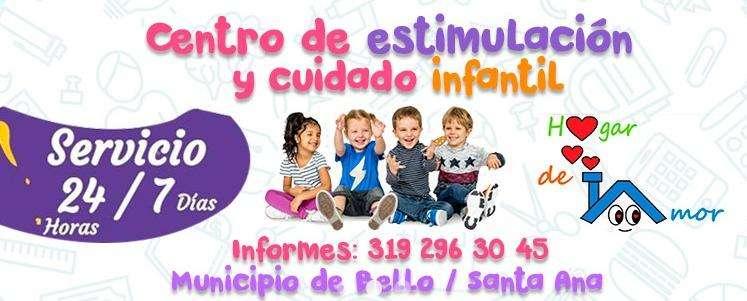 Centro de estimulación y cuidado infantil