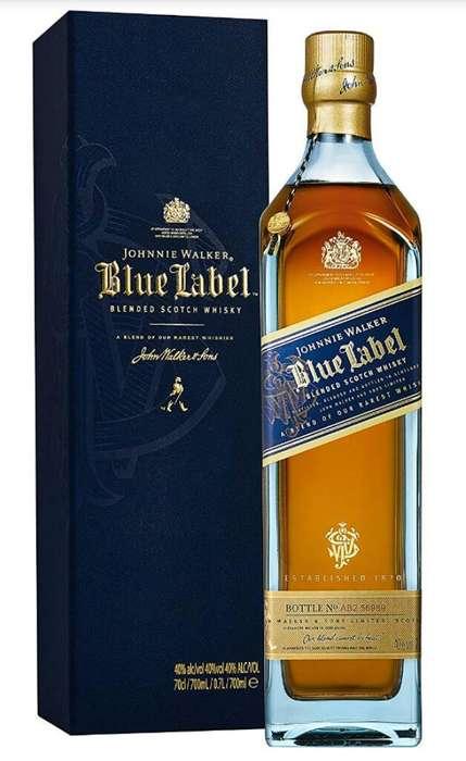 Se Vende Johnnie Walker Blue Label