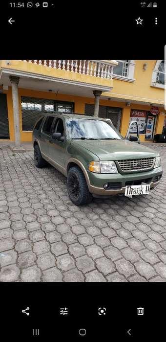 Ford Explorer 2003 - 212300 km