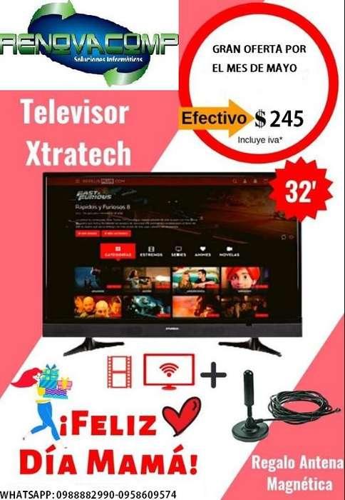 <strong>televisor</strong> XTRATECH DE 32
