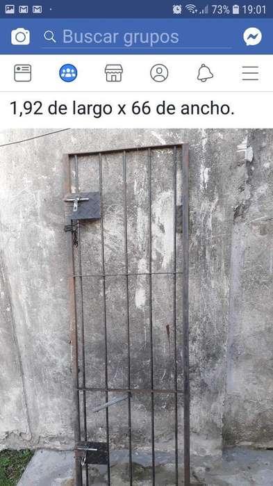 Reja de Puerta