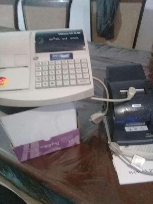 Registradora Fiscal