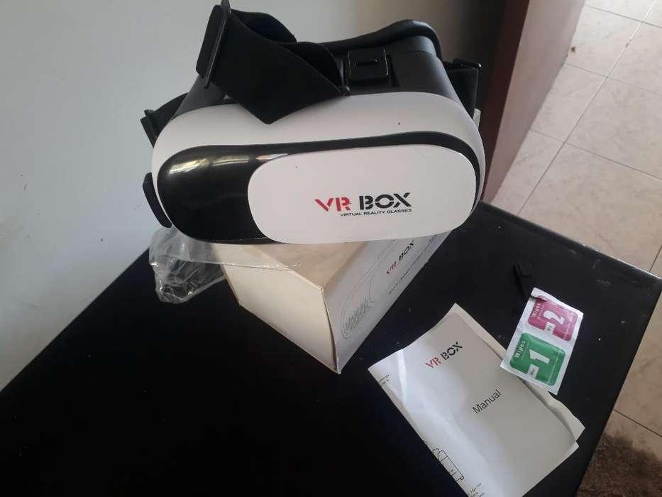 Vr Box Gafas de Realidad Virtual en Su C