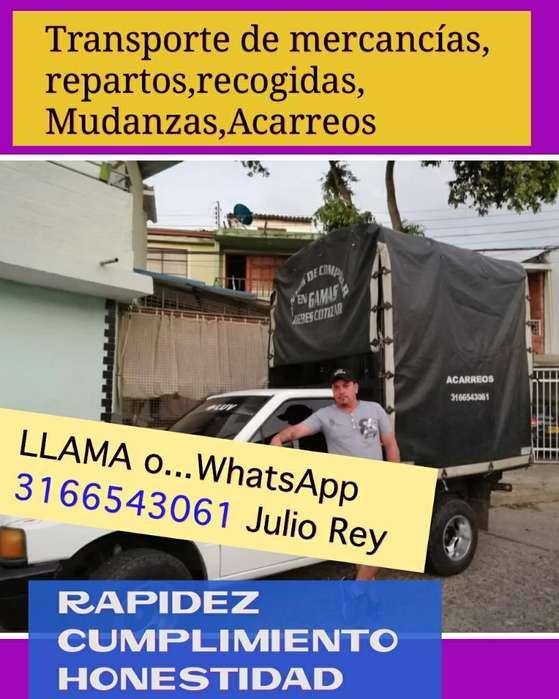 Acarreos Yulios Rey Bucaramanga Y Florid
