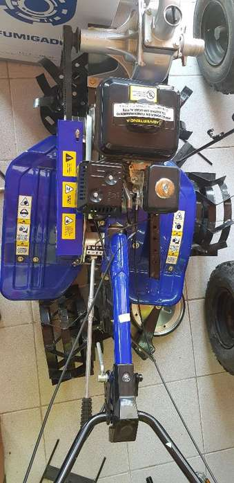 Moto Cultivador Motomel