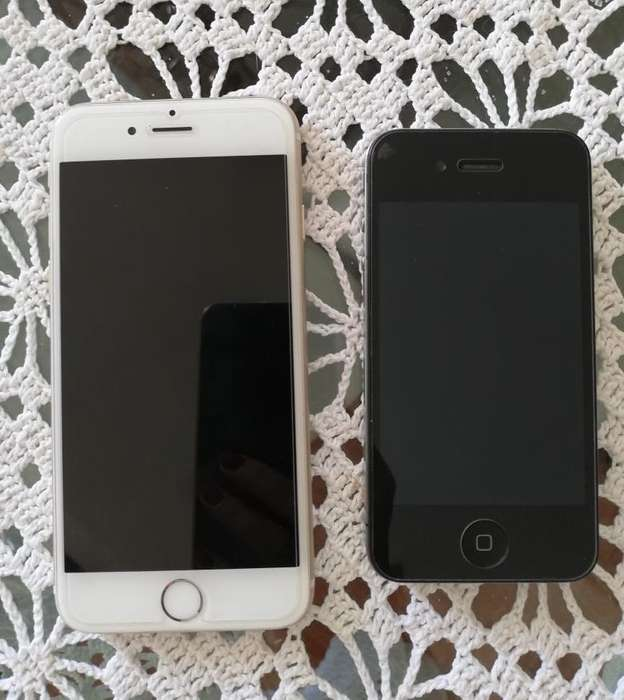 Combo iPhone 6 Y iPhone 4