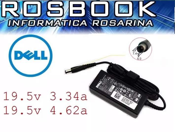 Cargador Notebook Dell Inspiron Latitude Vostro Studio Y Mas