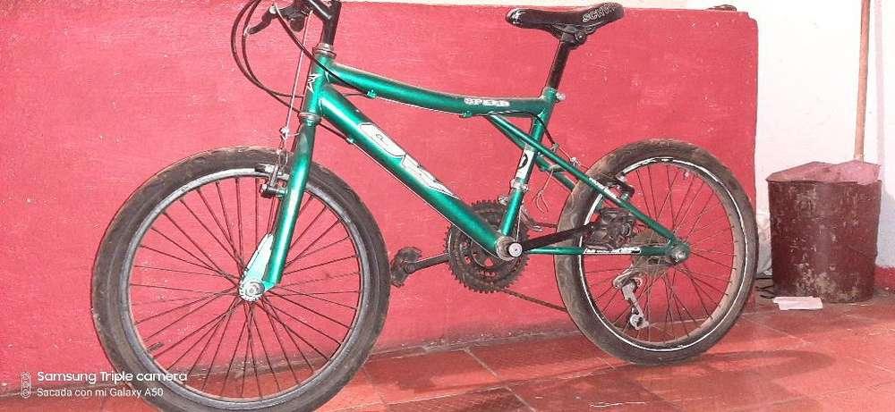 Se Venden Bicicletas con Transpaso Legal