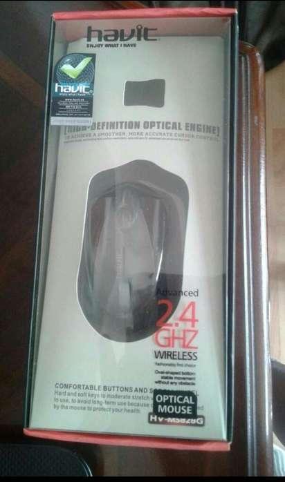 Mouse Y Auricular Todo Pc