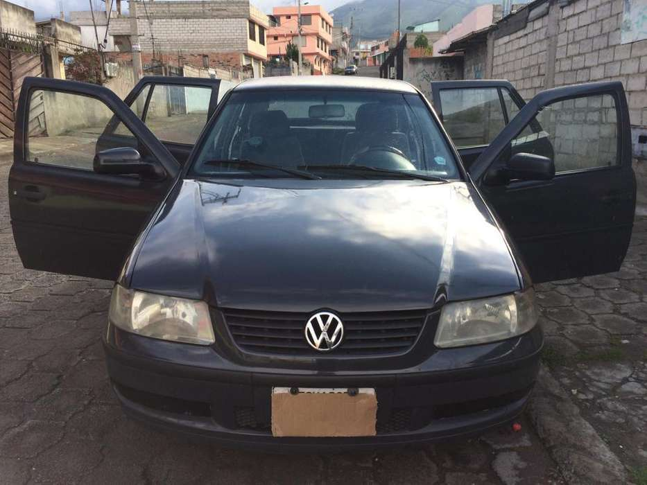 Volkswagen Gol 2001 - 0 km