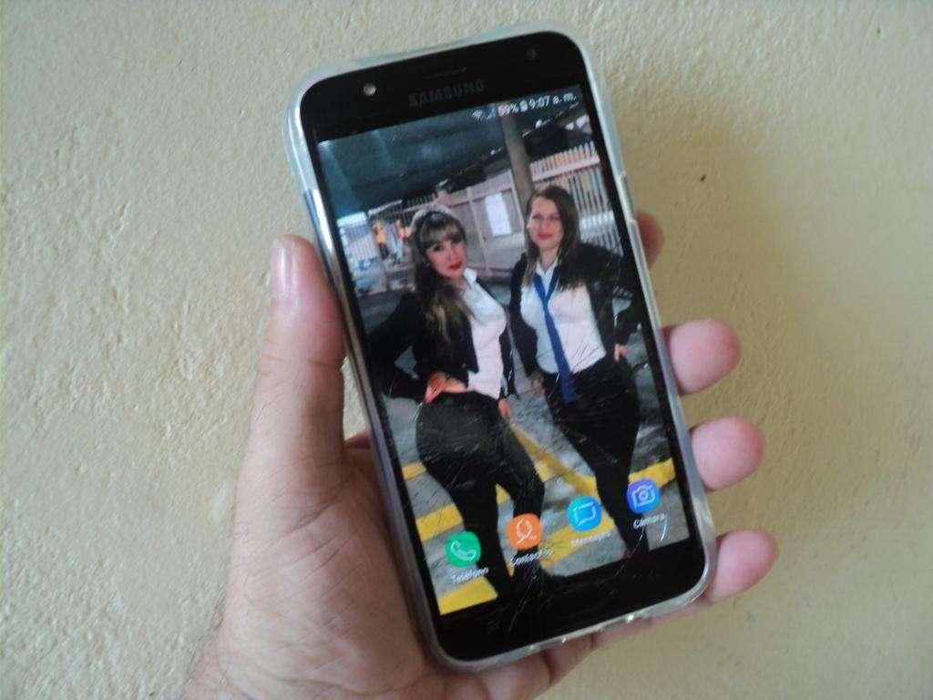 Samsung J7 Duo, m/ bueno, libre, 32 gb internos mas sd, 4 gb ram. doble camara, flash, etc  Detalle en touch.