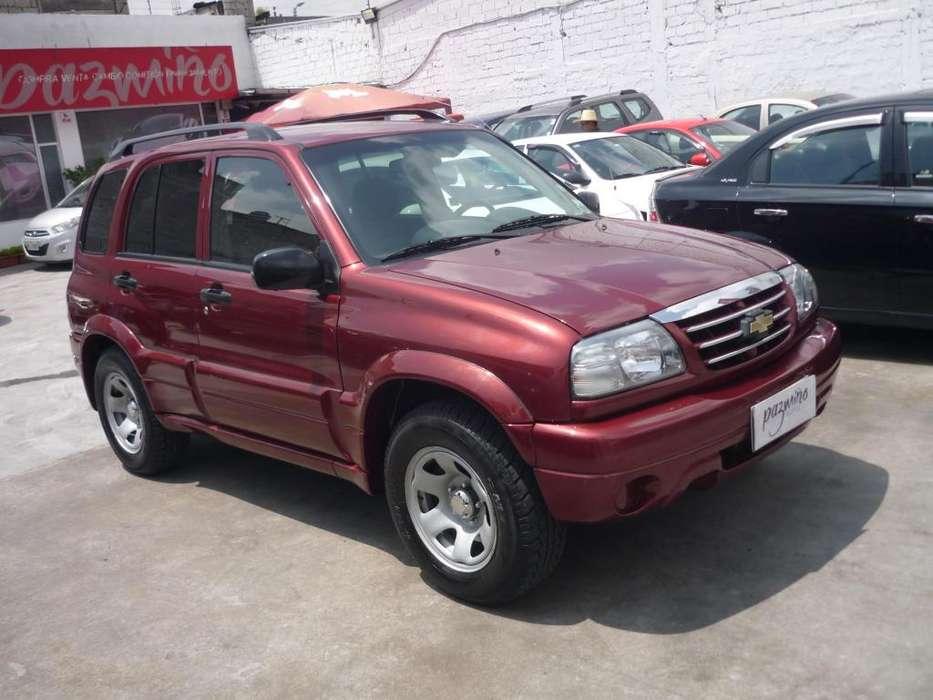 Chevrolet Grand Vitara 2013 - 124500 km