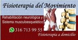 Fisioterapia del Movimiento Parkinson Guillain Barre Trombosis Derrame cerebral Terapia fisica Fisioterapeutas Domicilio