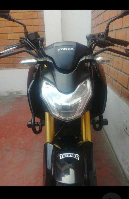 Vendo <strong>honda</strong> Cb190r Exelente Estado