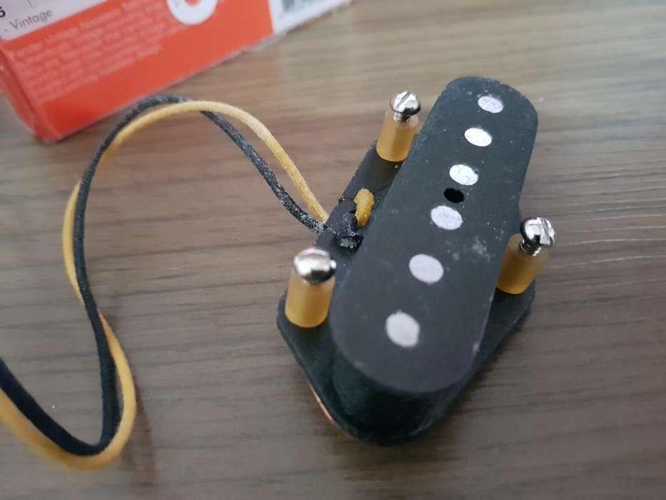 Fender Telecaster Vintage Alnico Pickup