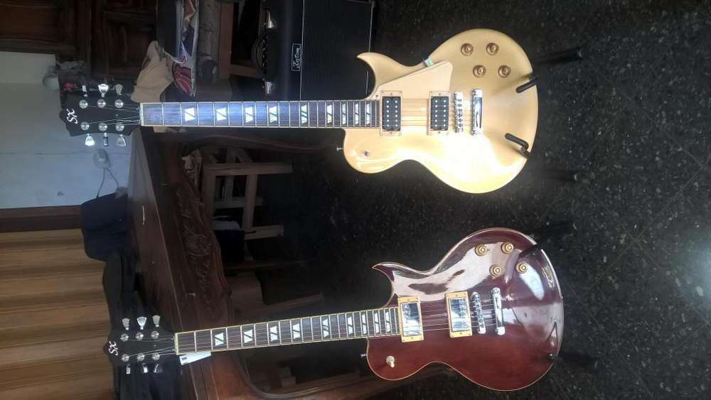 Guitarras Sx Les Paul