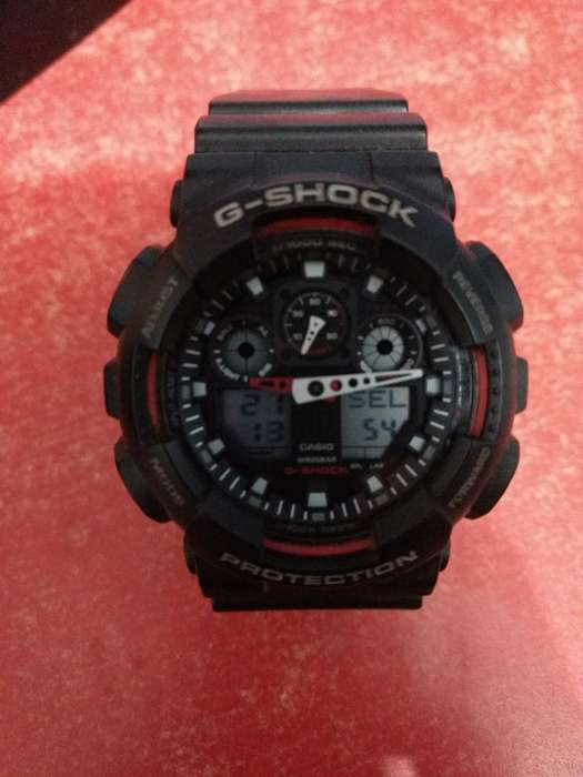06840f99e89e Reloj Casio G-shock Original segunda mano Accesorios