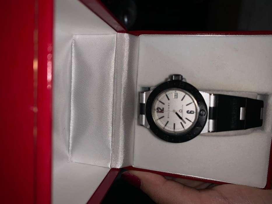 Reloj bvulgari aluminium en perfecto estado