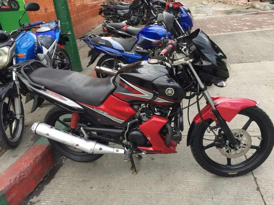 Yamaha Ybr 125 2012 Aldia