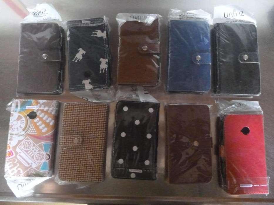 Vendo Fundas Flip Cover Motorola E2