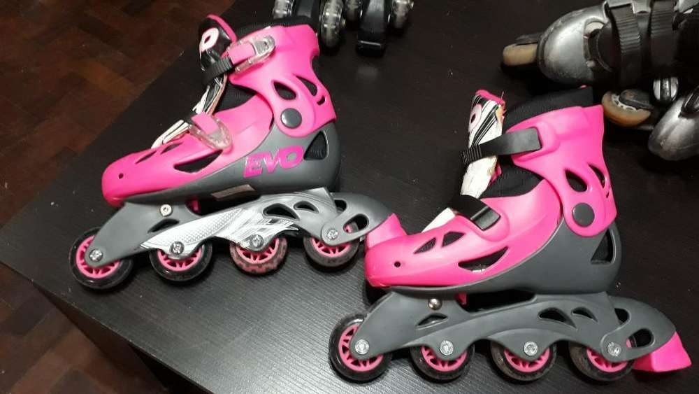 Rollers Evo Regulables 33 - 36