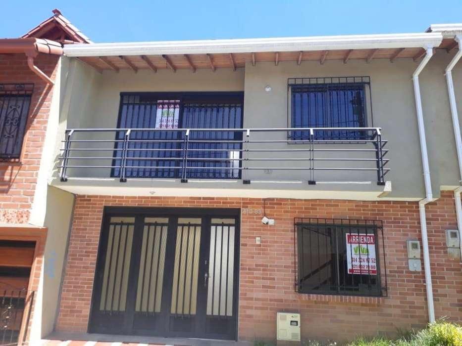 Arriendo Casa en El Porvenir Rionegro