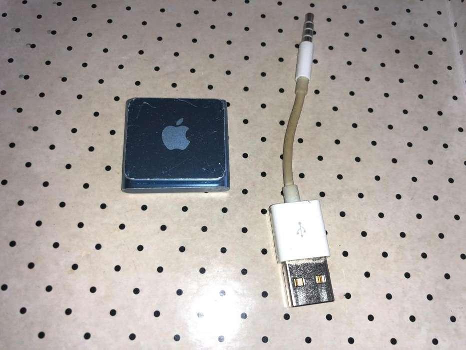iPOD SHUFFLE - PERFECTO ESTADO 2GB BLUE ORIGINAL
