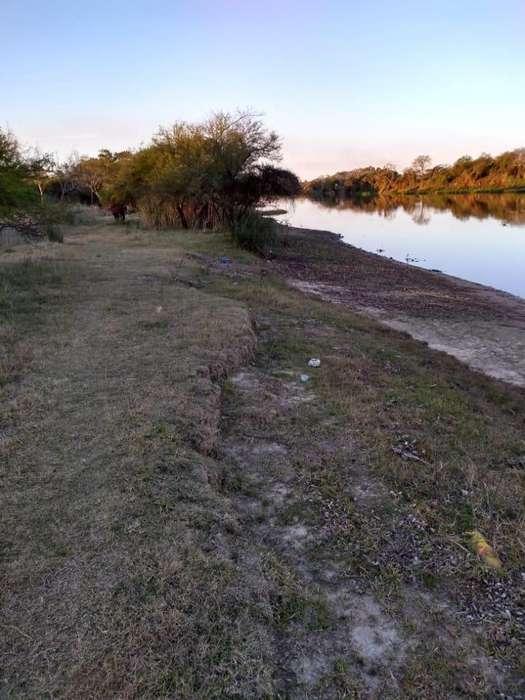 <strong>terreno</strong> 20 m sobre el rio X 84 m 1700 m2 s/ Rio Ubajay Rincon