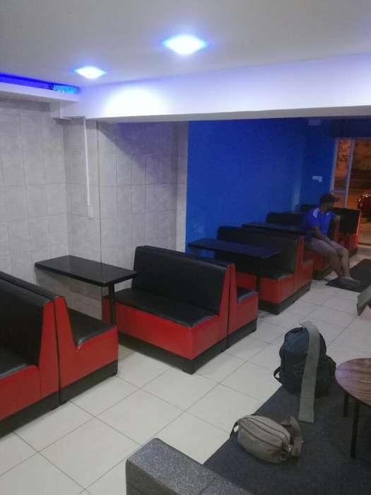 Muebles Sillones para Bar Restaurant