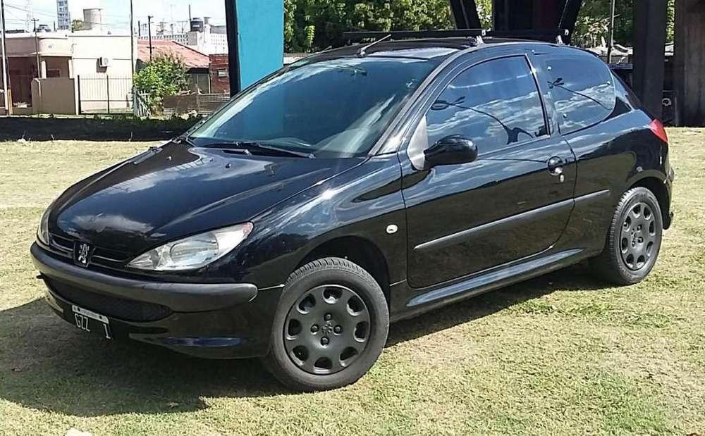 Peugeot 206 2008 - 163000 km