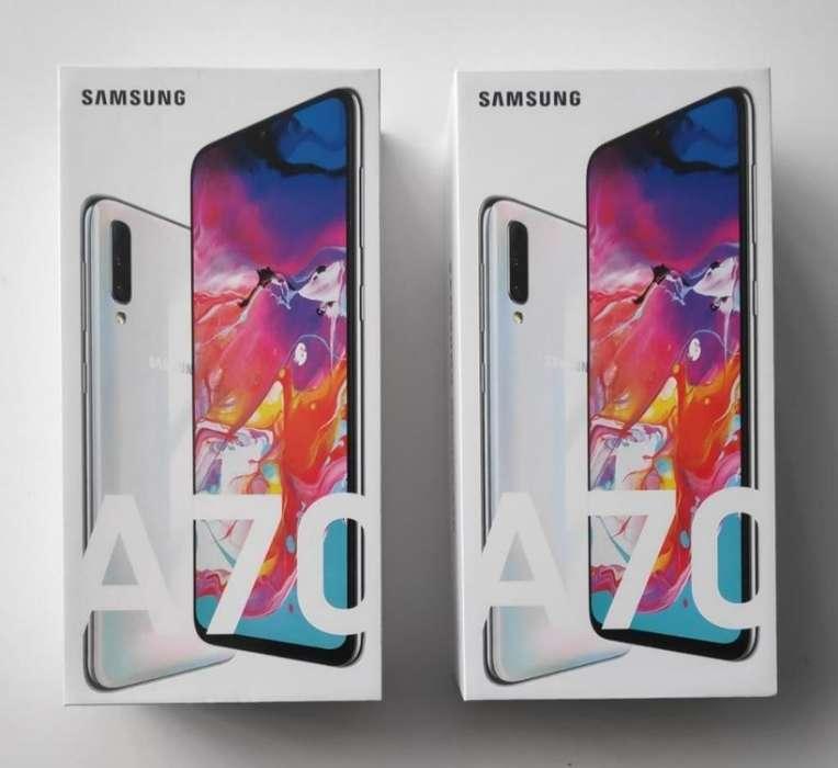 Samsung A70 128gb Quito!!