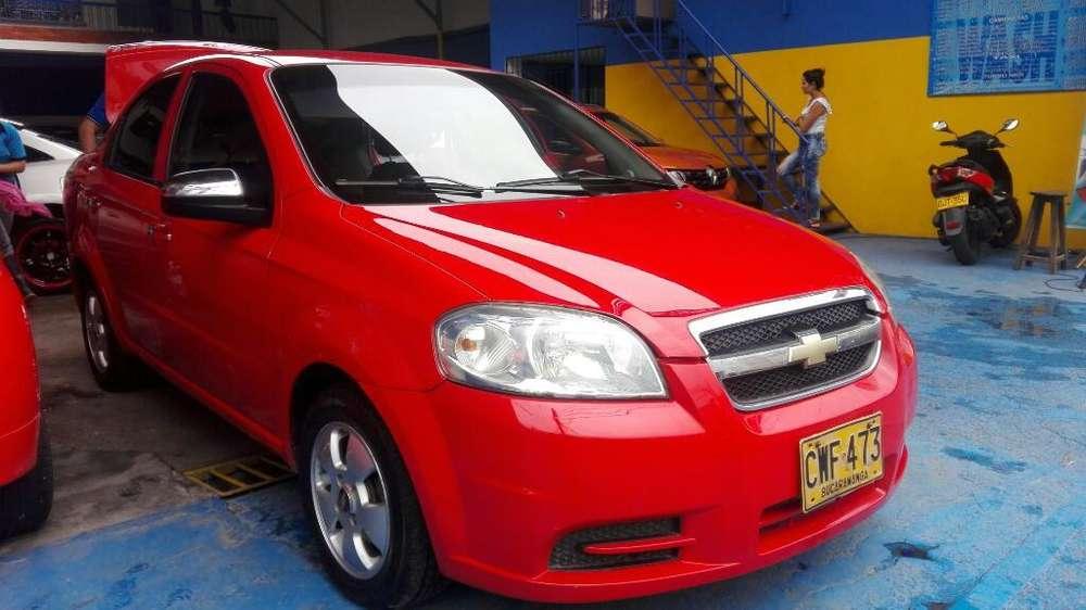 Chevrolet Aveo 2008 - 75000 km
