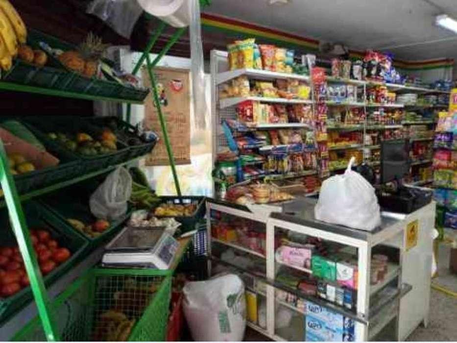 Negocio supermercado