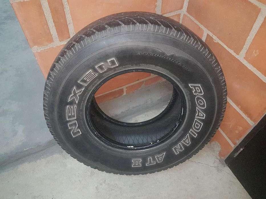 Llanta 31 10.5 R15 Nexen At