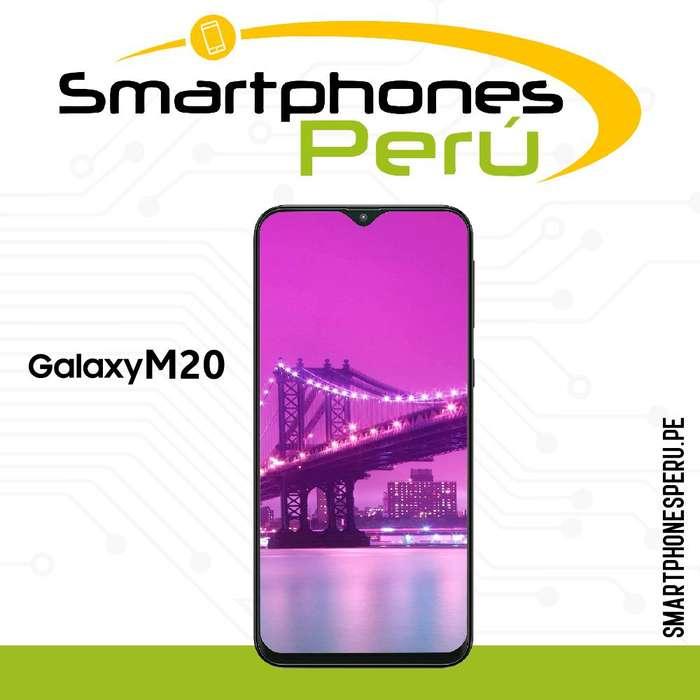 Samsung Galaxy M20 / Entrega Inmediata / Smartphonesperu