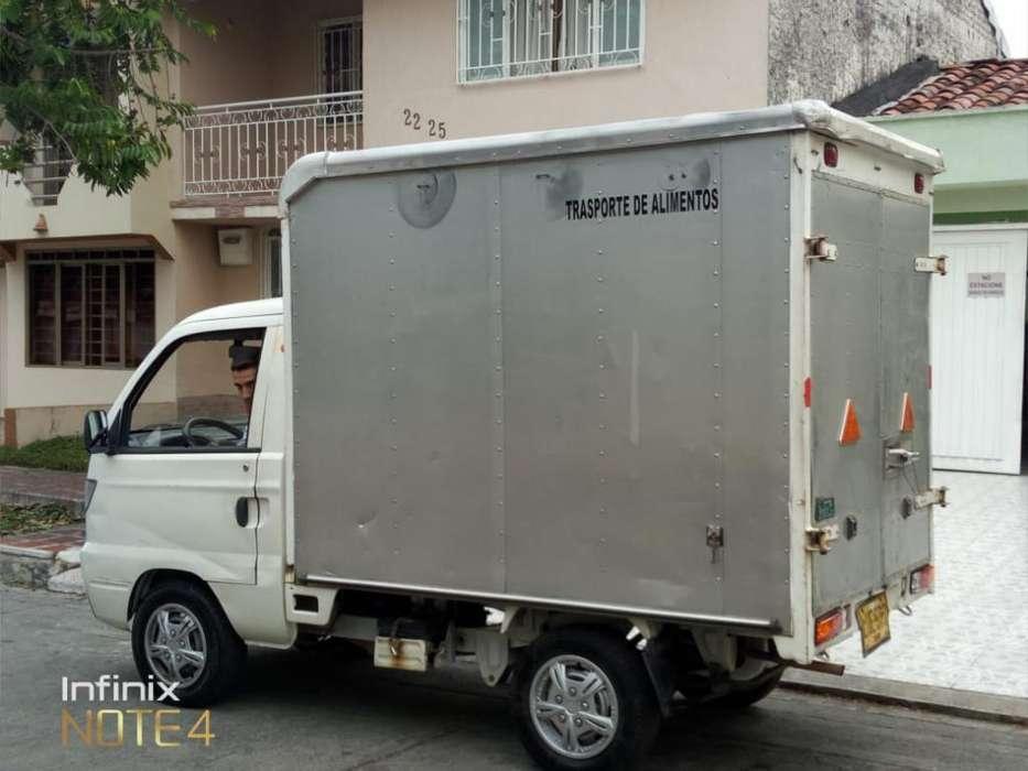 Camioneta Furgón Hafey Ruiyi