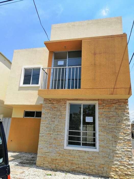 Alquiler de Casa en Urb. Arboletta, Vía Salitre, cerca del Colegio Monte Tabor