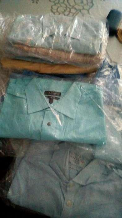 Camisas de Marca Talla L Y Xl