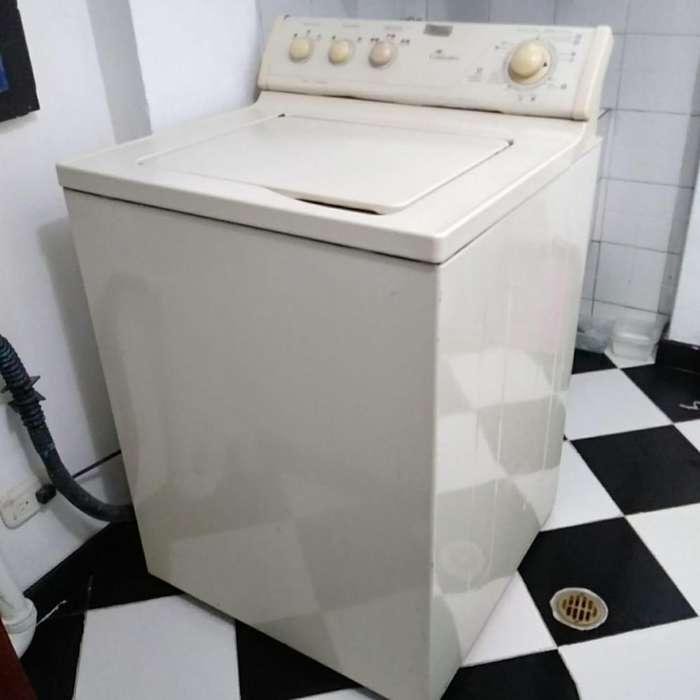 motivo viaje vendo lavadora