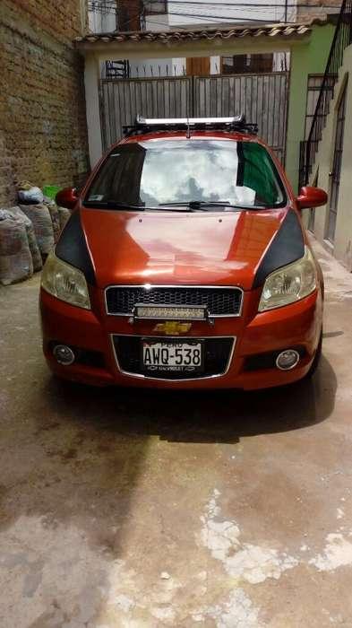 Chevrolet Aveo 2008 - 85050 km