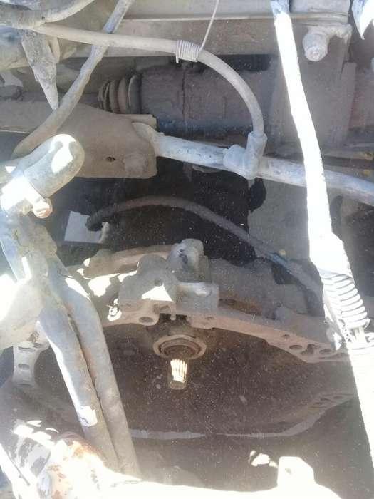 Caja de 5ta Renault Fuego 21 Nevada