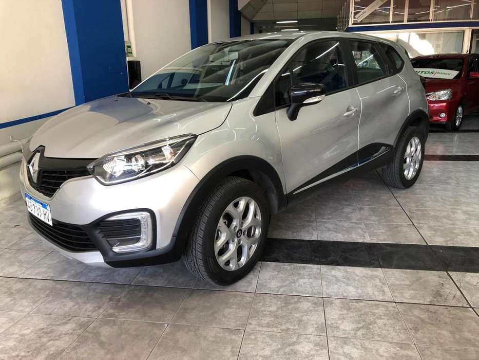 Renault Captur 2017 - 18000 km
