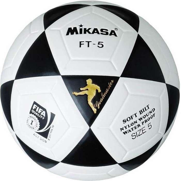 Balón de futboll Mikasa ft 5 completamente Nuevo