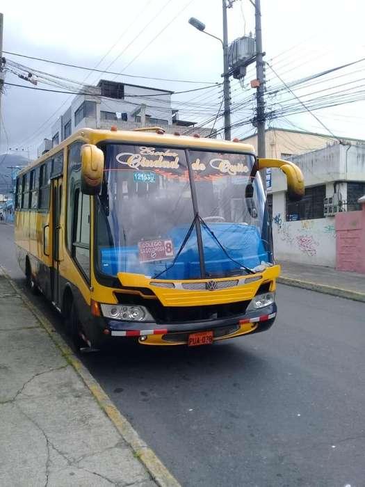vendo bus escolar con derechos y acciones