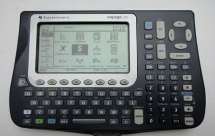Calculadora programable y graficadora