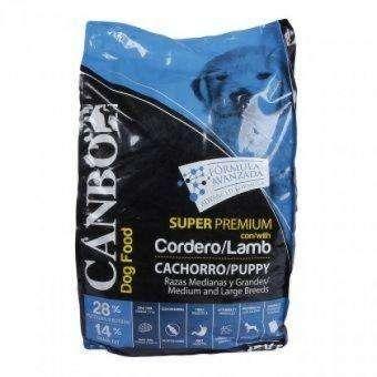 Canbo Cordero <strong>cachorro</strong> Razas Medianas Y Grandes 15kg