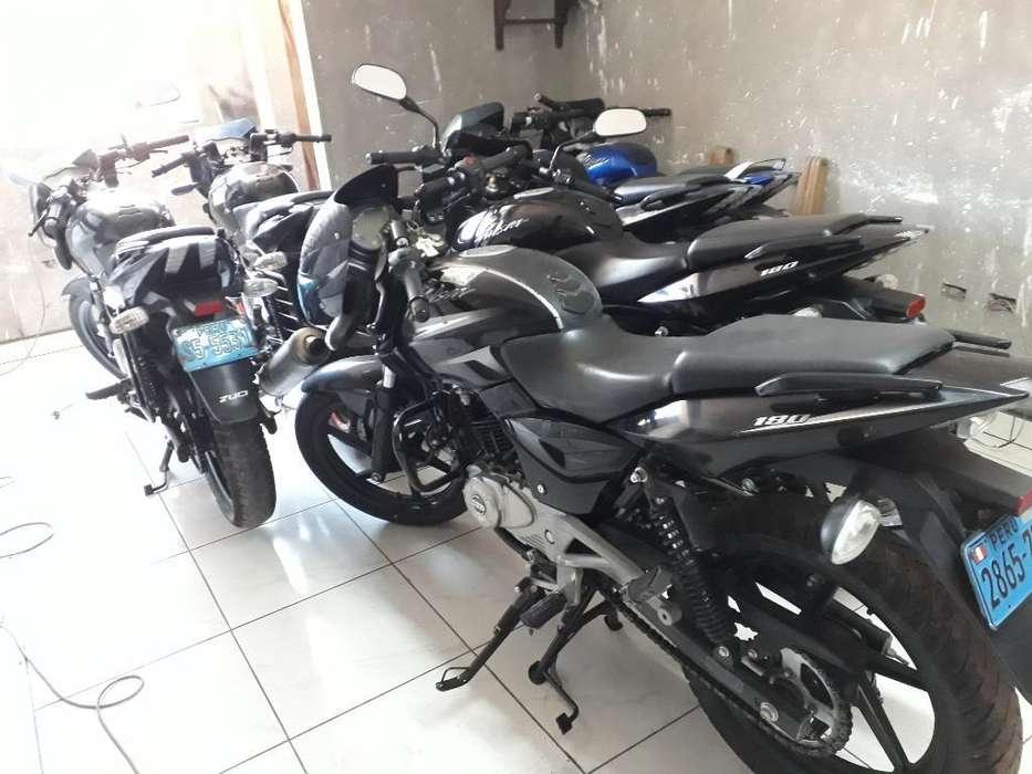 Vendo Motos Pulsar180 Las Mas Buscadas